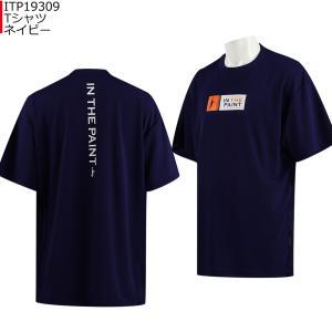 「1点限りネコポス対応」インザペイント IN THE PAINT Tシャツ ITP19309 バスケ スポーツ basketballpro 02