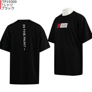 「1点限りネコポス対応」インザペイント IN THE PAINT Tシャツ ITP19309 バスケ スポーツ basketballpro 04
