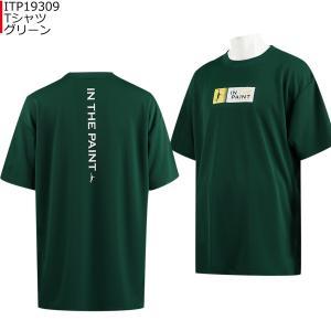 「1点限りネコポス対応」インザペイント IN THE PAINT Tシャツ ITP19309 バスケ スポーツ basketballpro 05