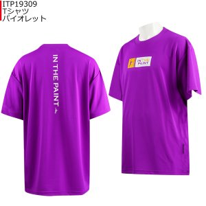 「1点限りネコポス対応」インザペイント IN THE PAINT Tシャツ ITP19309 バスケ スポーツ basketballpro 06