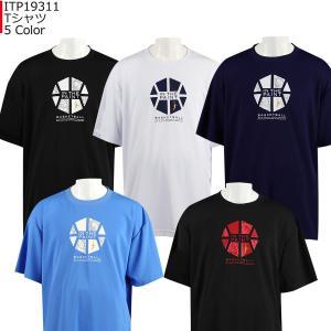 「1点限りネコポス対応」インザペイント IN THE PAINT Tシャツ ITP19311 バスケ スポーツ|basketballpro
