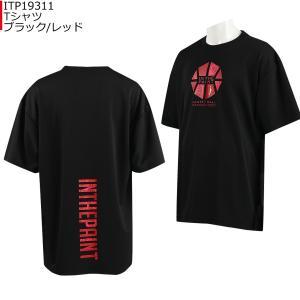 「1点限りネコポス対応」インザペイント IN THE PAINT Tシャツ ITP19311 バスケ スポーツ|basketballpro|05
