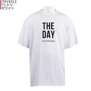 「1点限りネコポス対応」インザペイント IN THE PAINT Tシャツ ITP19313 バスケ スポーツ|basketballpro