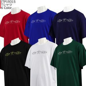 【1点限りネコポス対応】インザペイント IN THE PAINT Tシャツ ITP19315 バスケ スポーツ|basketballpro