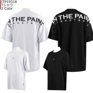 「1点限りネコポス対応」インザペイント IN THE PAINT Tシャツ ITP19318 バスケ 半袖 スポーツ ティーシャツ|basketballpro