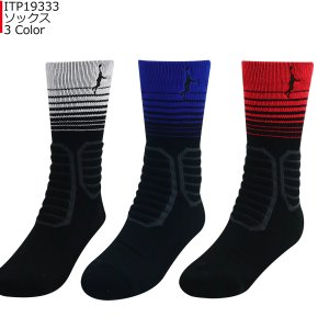 【1点限りネコポス対応】インザペイント IN THE PAINT ソックス ITP19333 バスケ 靴下 スポーツ バッソク|basketballpro