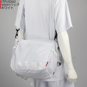 インザペイント IN THE PAINT 4WAYバッグ ITP19342 バスケ スポーツ かばん|basketballpro