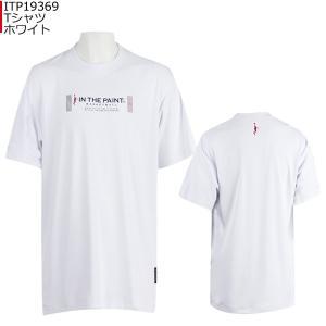 「1点限りネコポス対応」インザペイント IN THE PAINT Tシャツ ITP19369 バスケ スポーツ|basketballpro