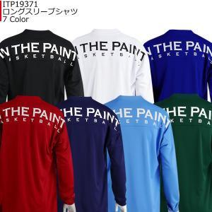 インザペイント IN THE PAINT ロングスリーブシャツ ITP19371|basketballpro