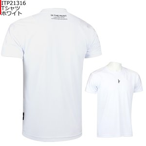 「1点限りネコポス対応」インザペイント IN THE PAINT Tシャツ ITP21316 バスケ 半袖 スポーツ ティーシャツ|basketballpro