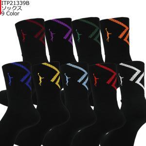「1点限りネコポス対応」インザペイント IN THE PAINT ソックス ITP21339B バスケ スポーツ 靴下 バッソク|basketballpro