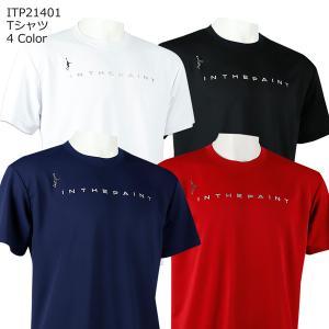 「1点限りネコポス対応」インザペイント IN THE PAINT Tシャツ ITP21401 バスケ 半袖 スポーツ ティーシャツ|basketballpro