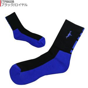 「1点限りネコポス対応」インザペイント IN THE PAINT パネルソックス ITP860B バスケ 靴下|basketballpro|03