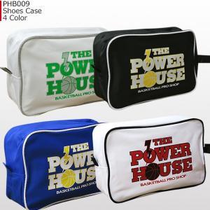 POWER HOUSE パワーハウス シューズケース PHB009 バスケ スポーツ 靴入れ|basketballpro