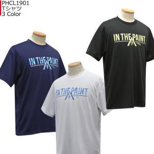 「1点限りネコポス対応」クリスタルレーベル インザペイント IN THE PAINT Tシャツ PHCL1901 バスケ スポーツ|basketballpro