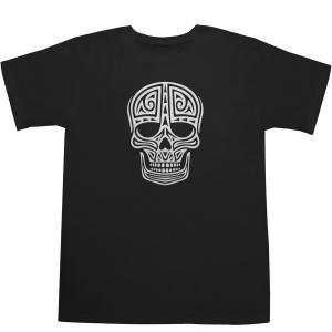 デイ オブ ザ デッド Tシャツ Day of the Dead T-shirts 【トライバル】 ...