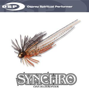 OSP ゼロフォージグ シンクロ 【メール便配送可】 【まとめ送料割】【osp5】 bass-infinity