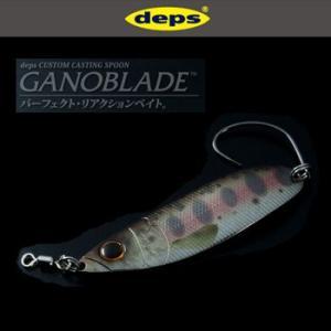 ●デプス Deps ガノブレード 18.9g 【メール便配送可】 【まとめ送料割】|bass-infinity