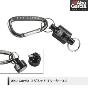 ●アブガルシア Abu マグネットリリーサー3.5 ブラック 【メール便配送可】 【まとめ送料割】 bass-infinity