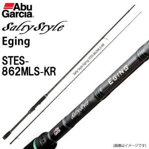 ●アブガルシア ソルティースタイル エギング STES-862MLS-KR 【送料無料】|bass-infinity