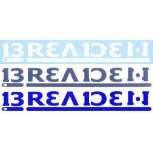 ●ブリーデン BREADEN デカール (BREADEN230) 【メール便配送可】 【まとめ送料割】 bass-infinity