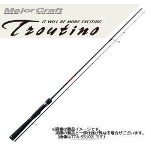 ●メジャークラフト トラウティーノ TTA-604SUL エリア 4ピース 【まとめ送料割】|bass-infinity