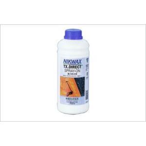 ●ニクワックス NIKWAX BE573 TXダイレクトスプレー詰替用 1Lボトル 【まとめ送料割】