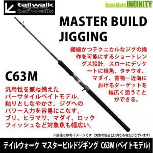テイルウォーク C63M MB JIGGING C63M tailwalkの商品画像|ナビ