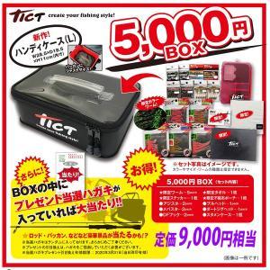 ティクト 2020年 5000円BOX (定価9000円相当入り)福袋 【まとめ送料割】|bass-infinity|02
