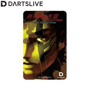 ダーツ DARTSLIVEカード 真・女神転生III NOCTURNE HD REMASTER ダーツライブカード Ver.A|bat-store