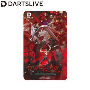 ダーツ DARTSLIVEカード 真・女神転生III NOCTURNE HD REMASTER ダーツライブカード Ver.B|bat-store