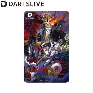 ダーツ DARTSLIVEカード 真・女神転生III NOCTURNE HD REMASTER ダーツライブカード Ver.C|bat-store
