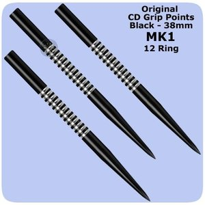 CD Points マークI BLACK|bat-store