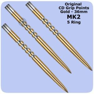 CD Points マークII GOLD|bat-store
