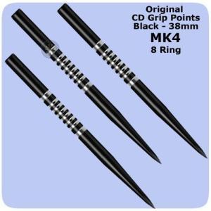 CD Points マークIV BLACK|bat-store