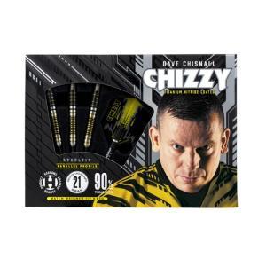 ダーツ バレル Harrows Chizzy Steel(ハローズ チジー スティールチップ)|bat-store