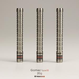 TRiNiDAD PRO Gomez type 10 2BA 20g(トリニダード プロ ゴメス 10 ツービーエー ニジュウグラム)|bat-store