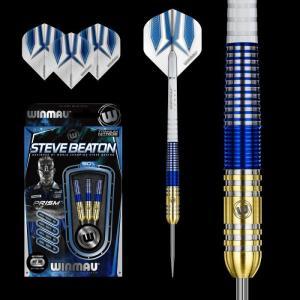 ダーツ バレル Winmau Steve-Beaton Tungsten90%(ウィンモー スティーブ・ビートンモデル スティール )|bat-store