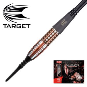 TARGET POWER-9FIVE GENERATION-5 ORIGINAL SOFT TIP(ターゲット フィル・テイラー)|batdarts