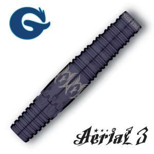 Green Room Aerial3 BLACK(グリーンルーム ダーツバレル アエリアル3 ブラック)宇佐美慶モデル batdarts