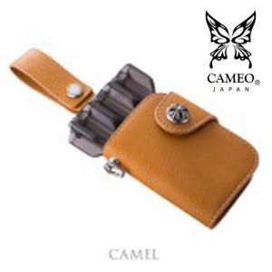 CAMEO BORRERO2 CAMEL(カメオ ダーツケース ボレロ2 キャメル)【borrero】|batdarts