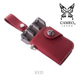 CAMEO BORRERO2 RED(カメオ ダーツケース ボレロ2 レッド)【borrero】|batdarts