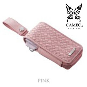 CAMEO GARMENT INTRECCIATO PINK(カメオダーツケース ガーメント イントレチャートピンク)【garment】|batdarts