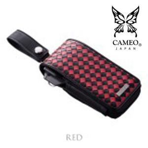 CAMEO GARMENT INTRECCIATO RED(カメオダーツケース ガーメント イントレチャートレッド)【garment】|batdarts