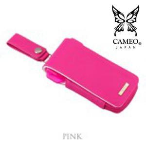 CAMEO SKINNY2 PINK DARTSCASE(カメオダーツケース スキニー ピンク)【skinny】|batdarts
