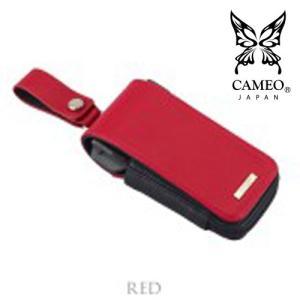 CAMEO SKINNY2 RED DARTSCASE(カメオダーツケース スキニー レッド)【skinny】|batdarts