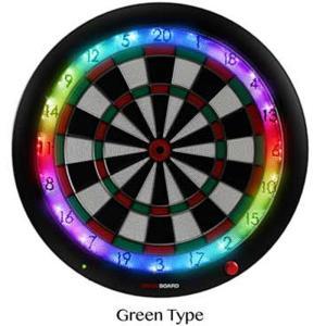 GRAN BOARD 3 Green(グランボード スリー グリーン)|batdarts