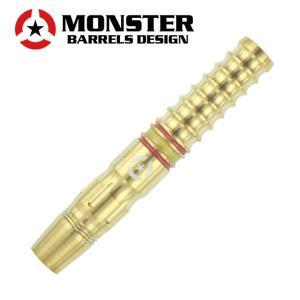 MONSTER(モンスター)RAY SOL 2BA(レイソル)ゴールドダーツバレル|batdarts