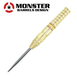 MONSTER(モンスター)RAY SOL STEEL DARTS(レイソル スティール)ゴールドダーツバレル,ハードダーツ|batdarts