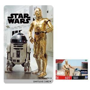 STAR WARS(スターウォーズ) Special DARTSLIVE CARD(スペシャルダーツライブカード) / DROIDS|batdarts